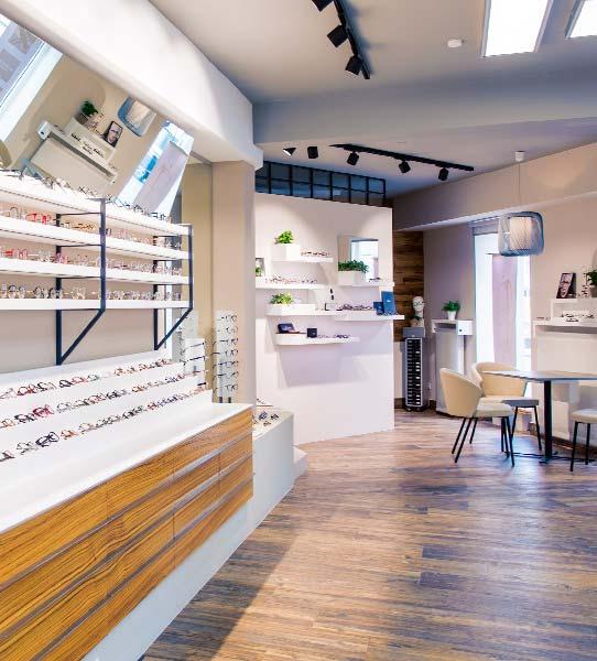 Optik Bischel - Brillen-Sortiment
